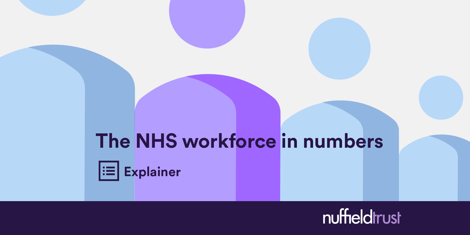 Nine Out Of 10 Hospitals Are Short Of Nurses Uk News >> The Nhs Workforce In Numbers The Nuffield Trust