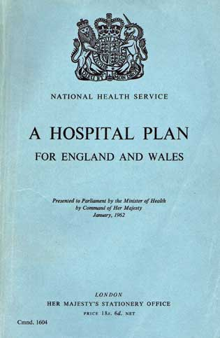 A Hospital Plan for England and Wales