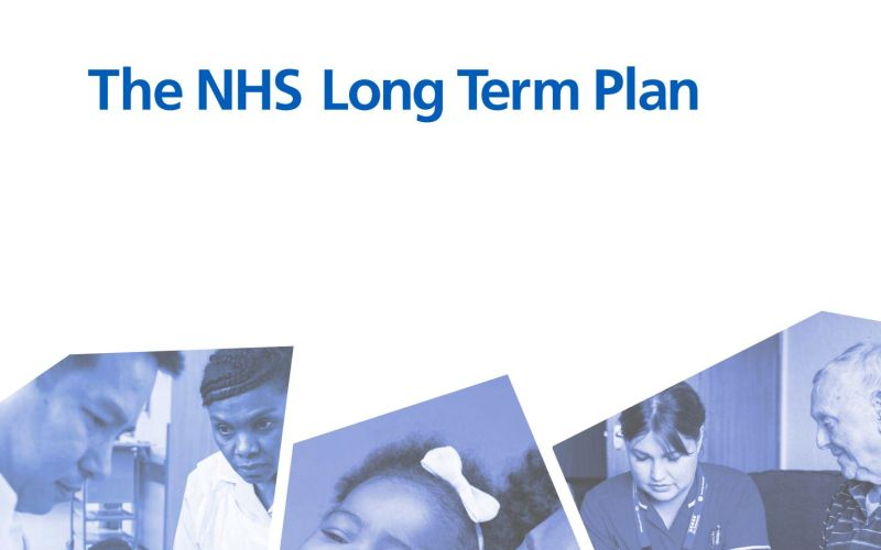 2019 (Jan) Long Term Plan launched